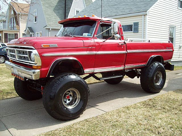 1967 1972 Ford 1972 Ford F250 Picture 7 Ford F250 Classic