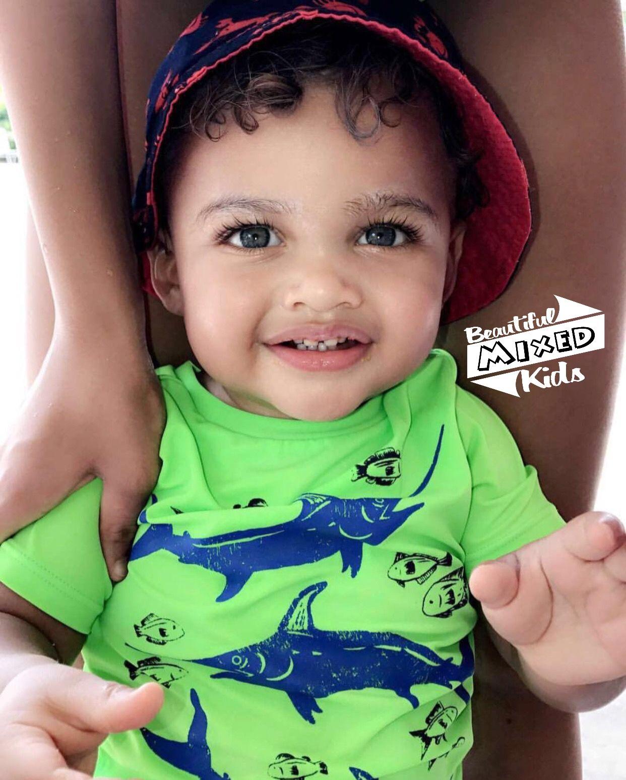 Isaiah Nicholas 15 Months • Italian Irish German & African