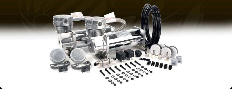 Viair 480C Dual Chrome Air Compressors Air compressor