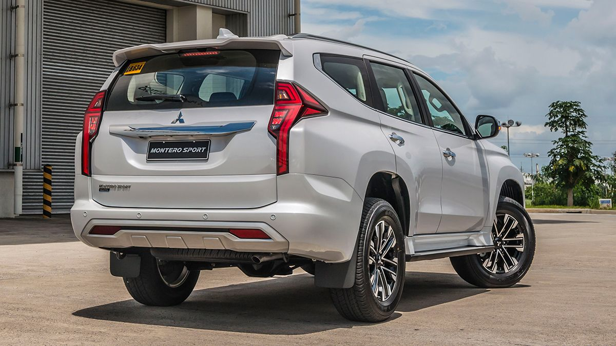 28 The 2020 Mitsubishi Montero Sport Philippines Engine di