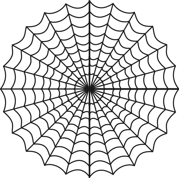 Pin By Raphael Scardua On Digiscrap Photoshop Coloring Pages Funny Svg Spider Web
