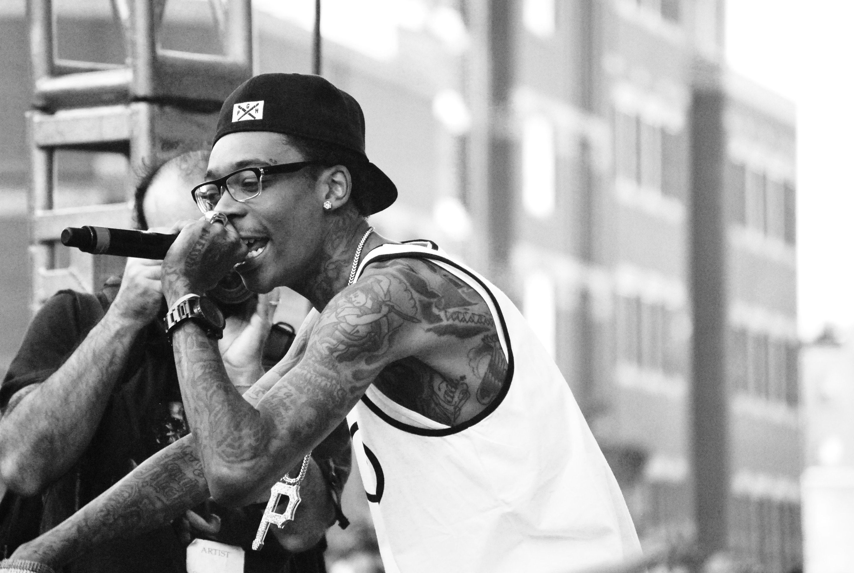 Pictures of wiz khalifa pictures of celebrities - Wiz Khalifa Started From The Bottom Remix