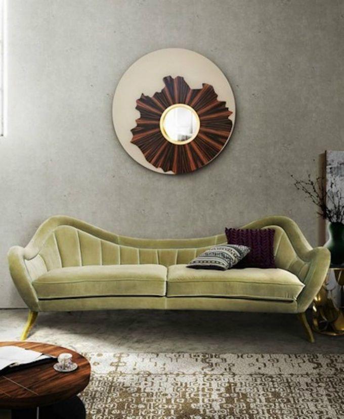 sofas für ihr wohnzimmer ? frühling wohnzimmer ideen | luxury ... - Wohnzimmermobel Modern