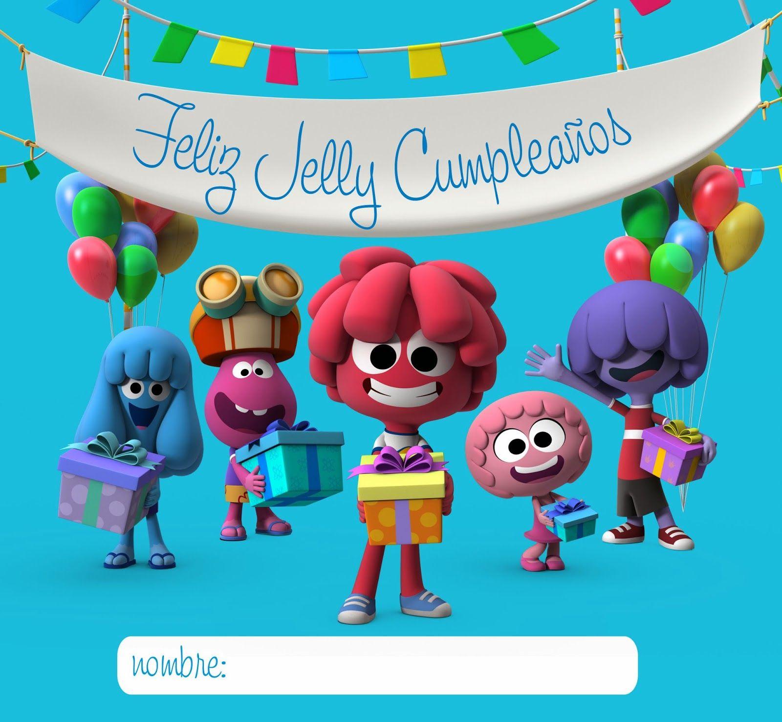 Bernardo Gasque Donaire: Promo and Merchandising art for Jelly Jamm