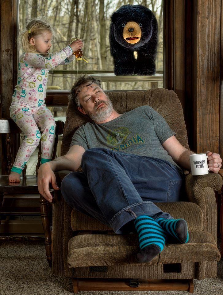 прикольные картинки отцов с дочками результате этого