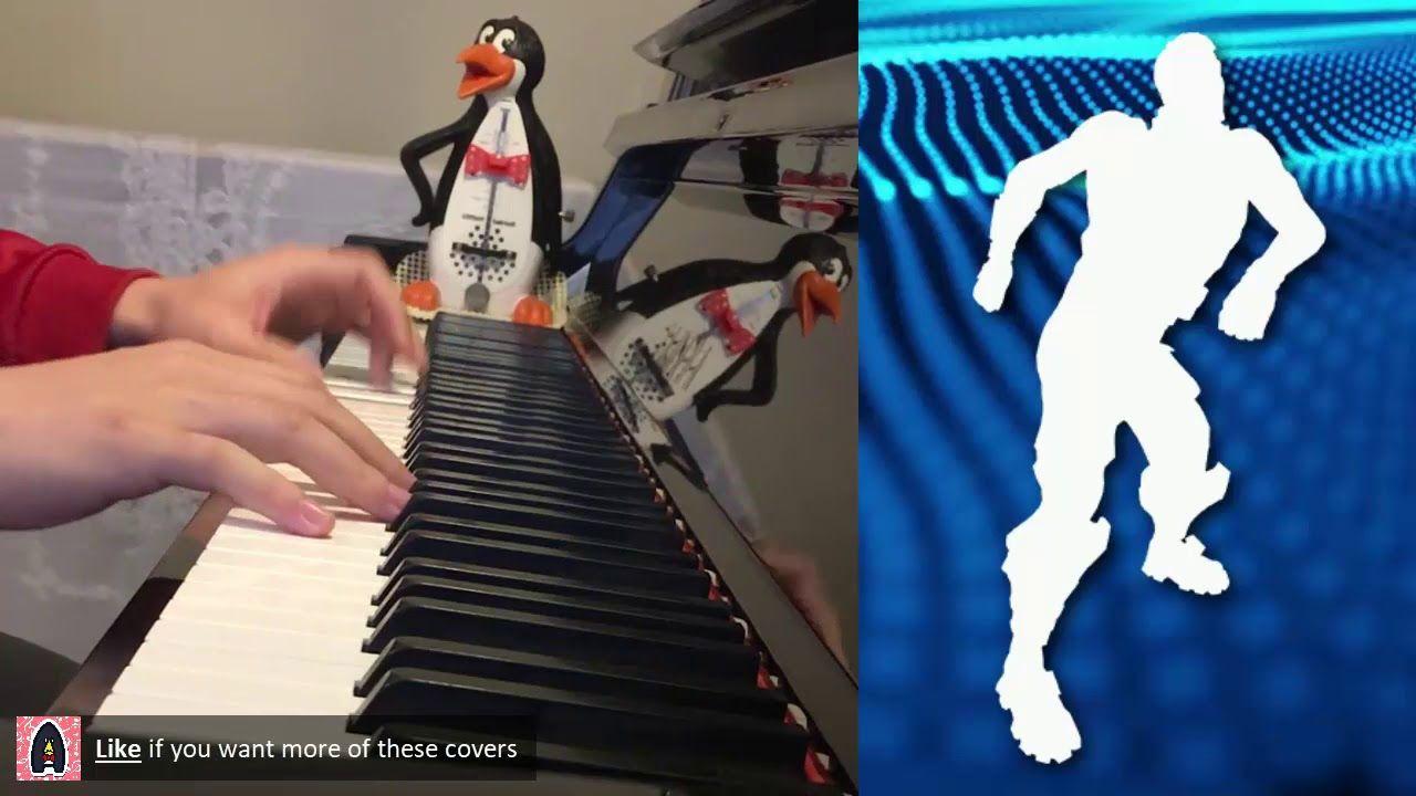 FORTNITE DANCE - Rambunctious (Piano Cover)   Piano cover ...
