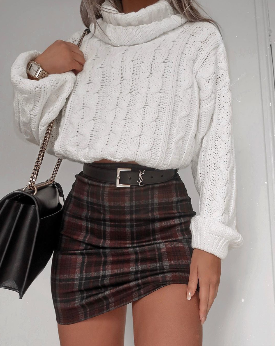 Pin by Ariel Minto on The FIT in 2020 | Winter fashion ...