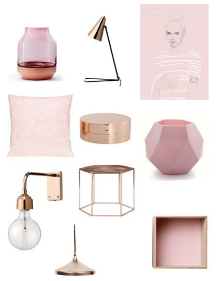 Awesome Chambre Rose Gold Pictures - ansomone.us - ansomone.us