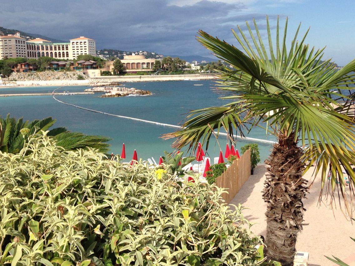 Amazing view in Monaco.