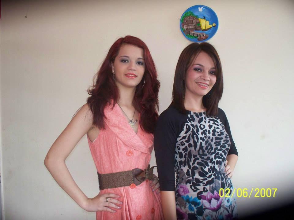 Con mi super hermana.!!