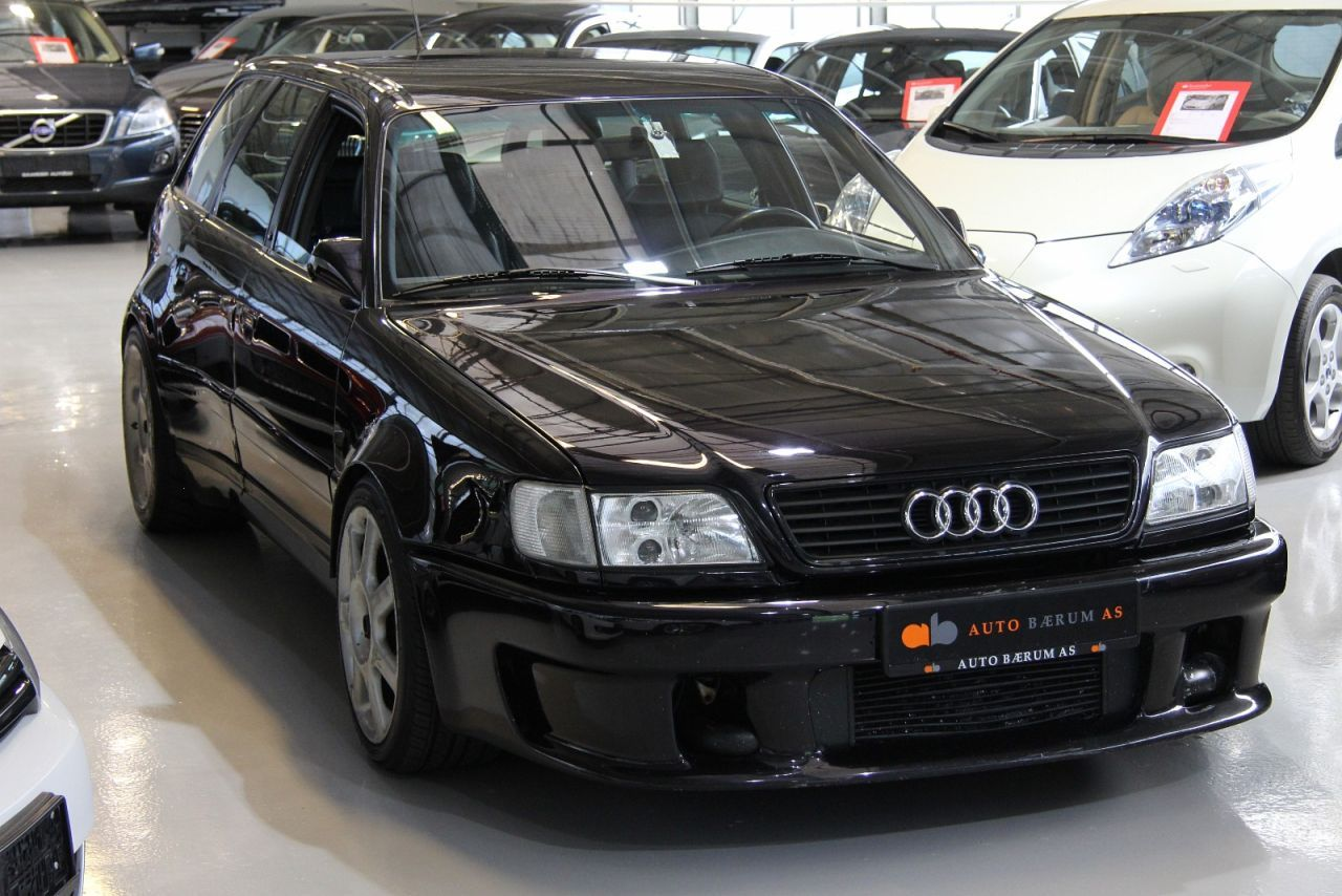 Audi Urs C4 Avant Dahlback Racing Mtm Tuned 1 Off Autos Und