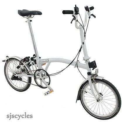 Brompton Folding Bikes For Sale