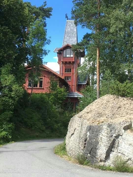 Villa Croftholmen, Tostrups vei 9, 3960 Stathelle, Norway