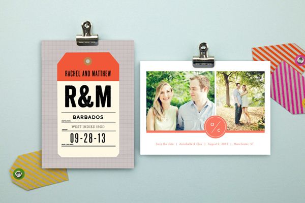MyPublisher Save-the-Date Cards