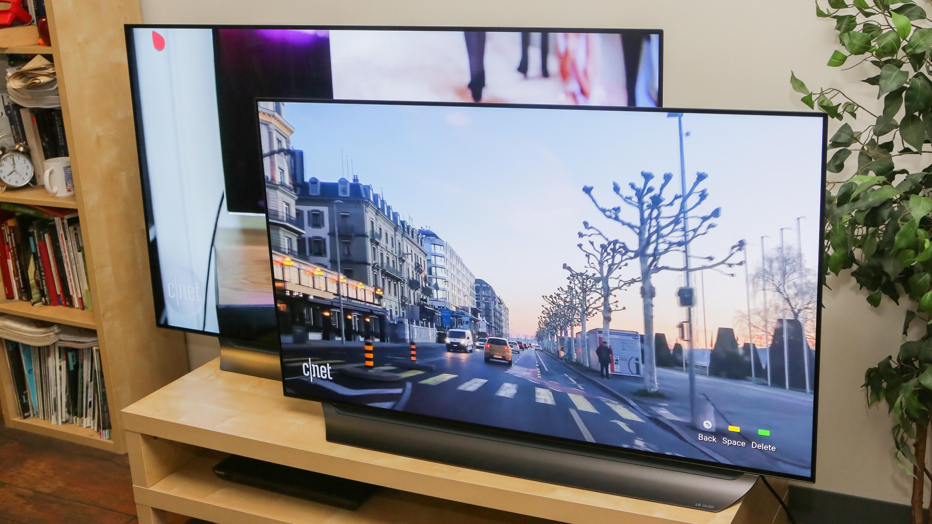 The Best Tv For 2020 Lg Tcl Sony Vizio And More Compared Oled Tv Wall Stickers Tv Best Tv