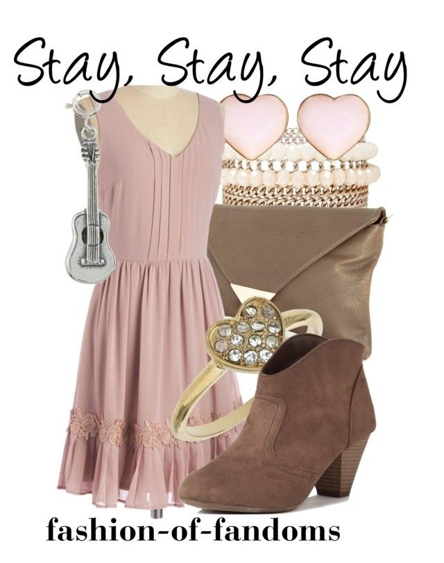 """Stay, Stay, Stay"" by fofandoms ❤ liked on Polyvore featuring Forever New, River Island, Miss Selfridge and JustFab"