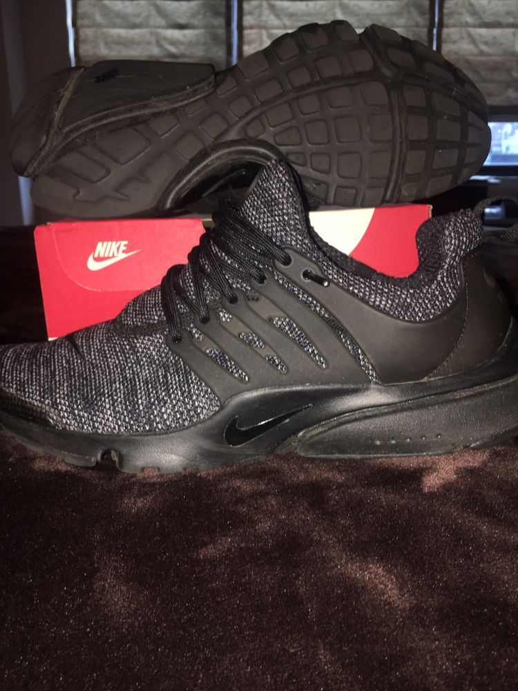 Nike Air Presto Ultra Br Breathe Sz 10 Men Triple Black Out  fashion   clothing  shoes  accessories  mensshoes  athleticshoes (ebay link) 259819e9a
