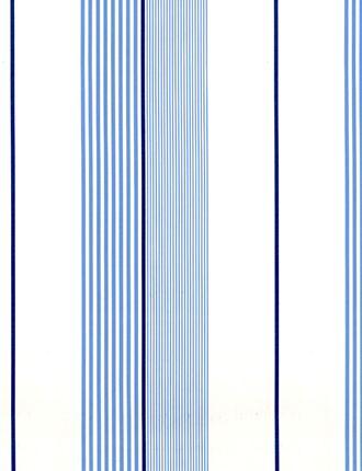Aiden Stripe Wallpaper From Ralph Lauren Prl 020 04 Blue White