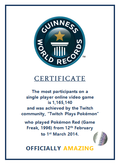 Guinness World Record Certificate Template Certificate Templates World Records Guinness World