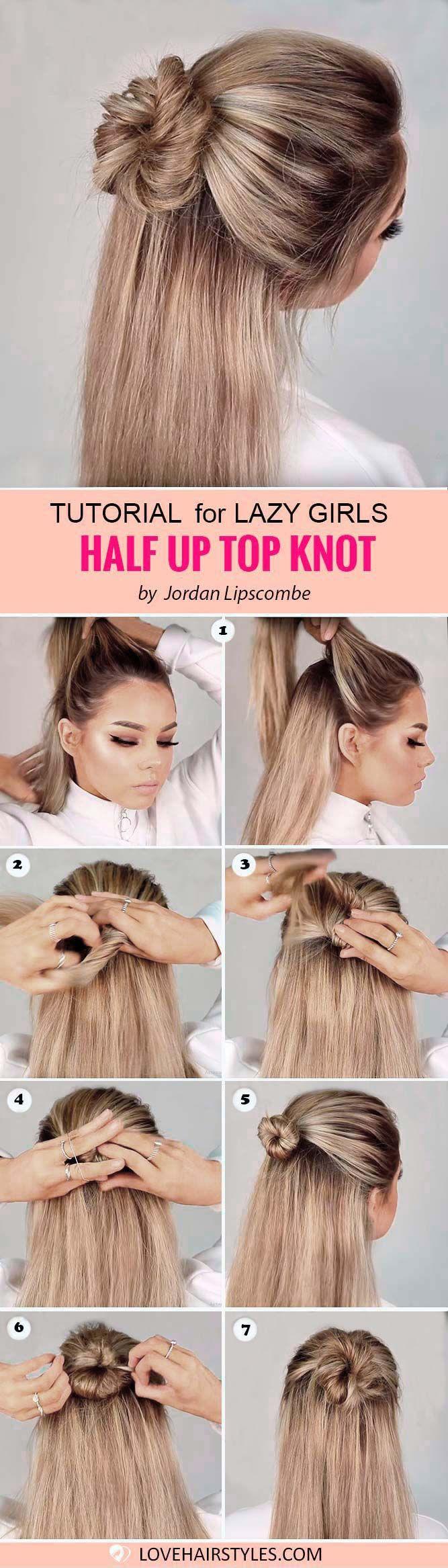 perfectly easy hairstyles for medium hair school things