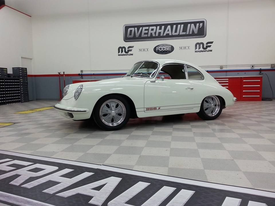 Image result for foose porsche 356