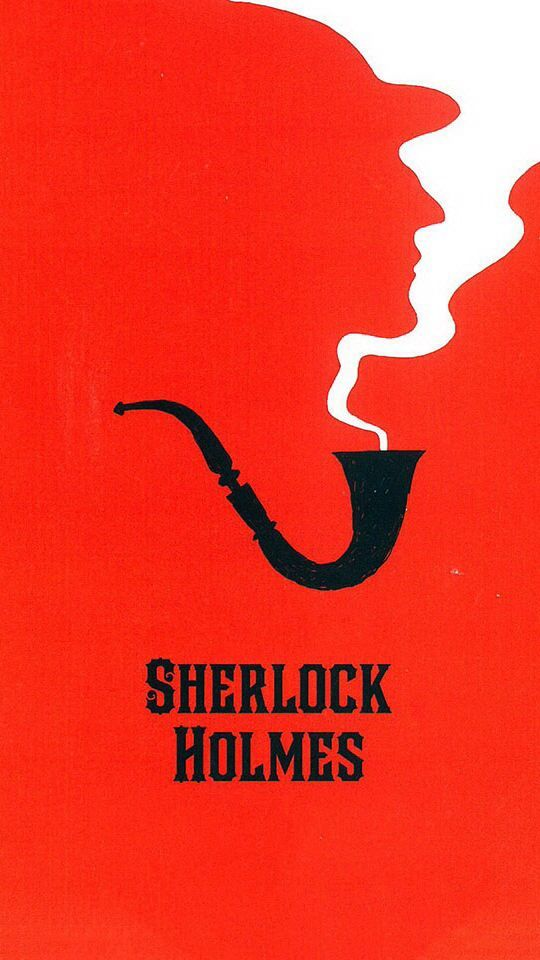 Sherlock Minimalist Poster Minimalistic Posters Pinterest Cool Poster Designs Movie Posters Design Graphic Poster