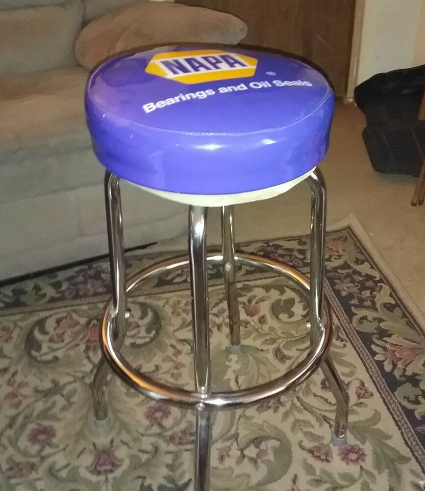NAPA Bearings And Oil Seal Auto Parts Swivel Bar Stool