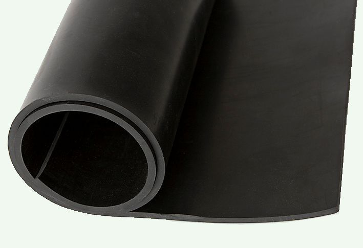 Nitrile Rubber Used As A Tubing Insulation