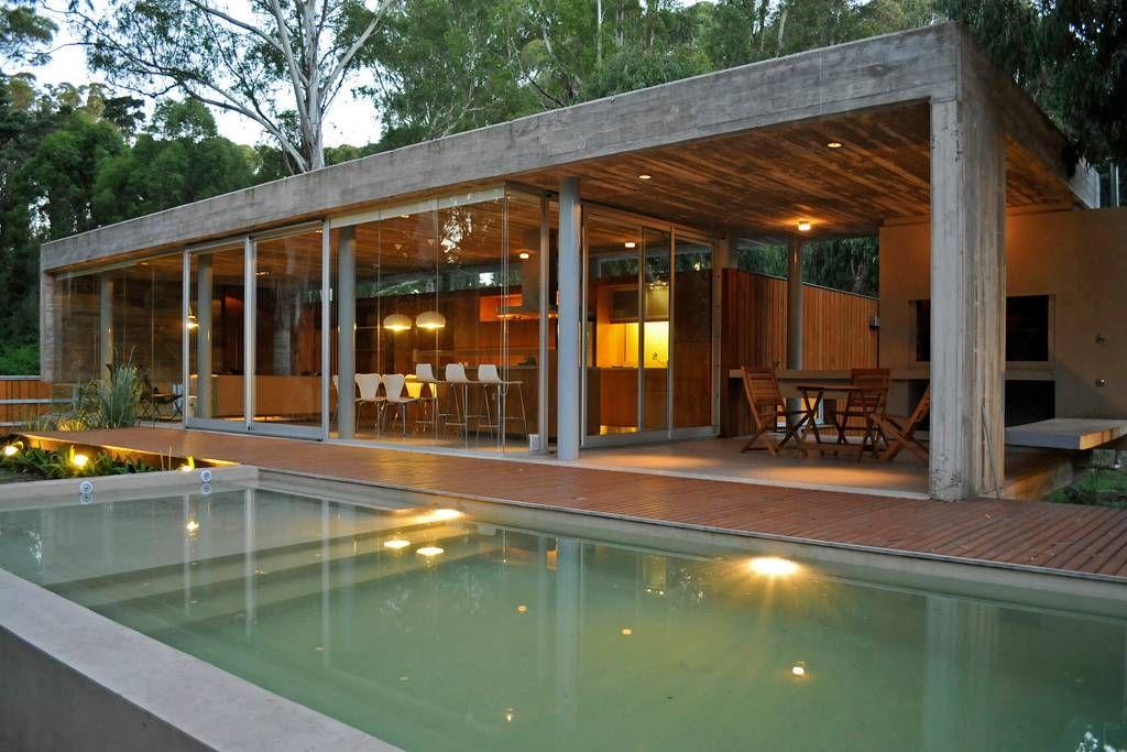 Casa de diseño - Casas en alquiler en Mar del Plata, Buenos Aires