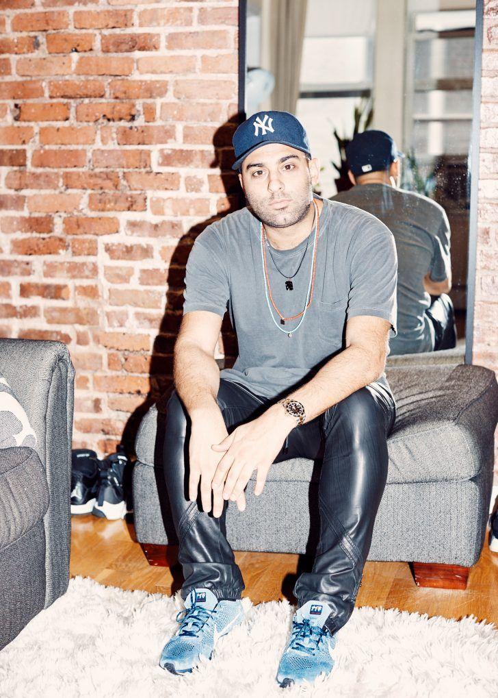cd52261d068a Inside Complex Magazine s Joe La Puma s Closet  Shirt