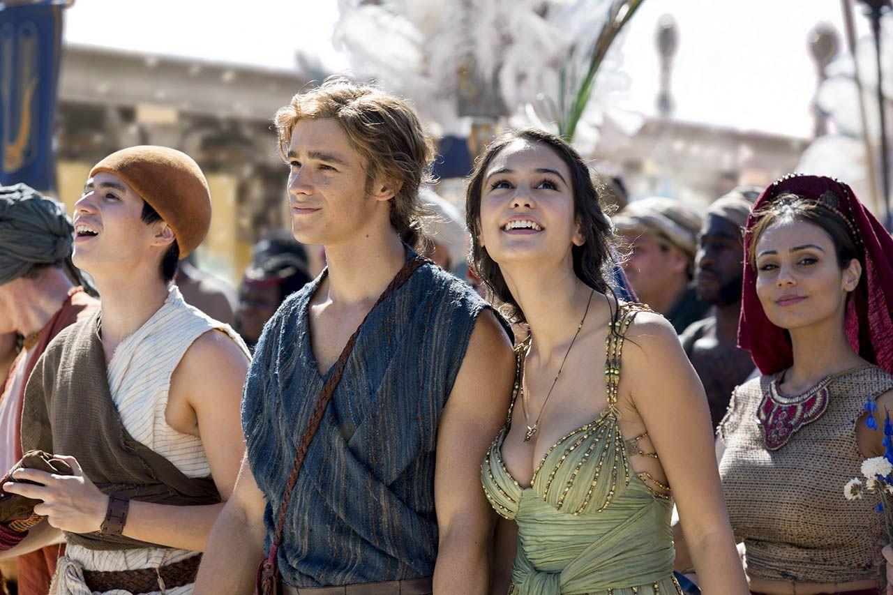 Gods Of Egypt - Zaya And Bek