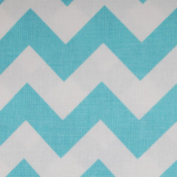 Blue & White Chevron Fabric by Pipersgirls on Etsy, $9.49 | home ...
