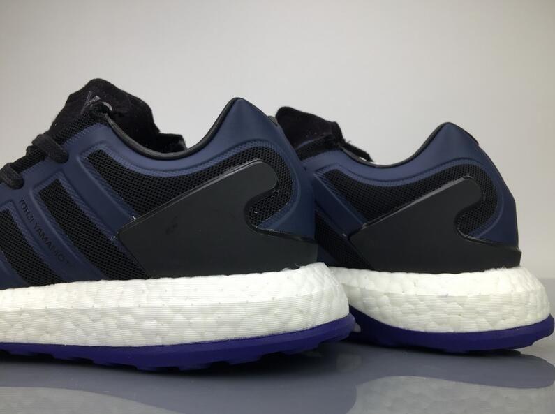 03840b065 Adidas Pure Boost Y-3 Yohji Yamamoto Black Blue BY8956 Sneaker for Sale6