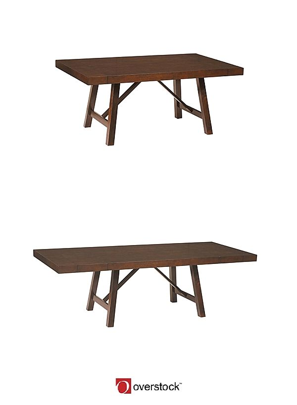 Extendable Tables: Just Because You Have A Small Dining Space Doesnu0027t Mean  You Donu0027t Like To Entertain. An Expandable Table Comes With Leaves That  Extend A ...