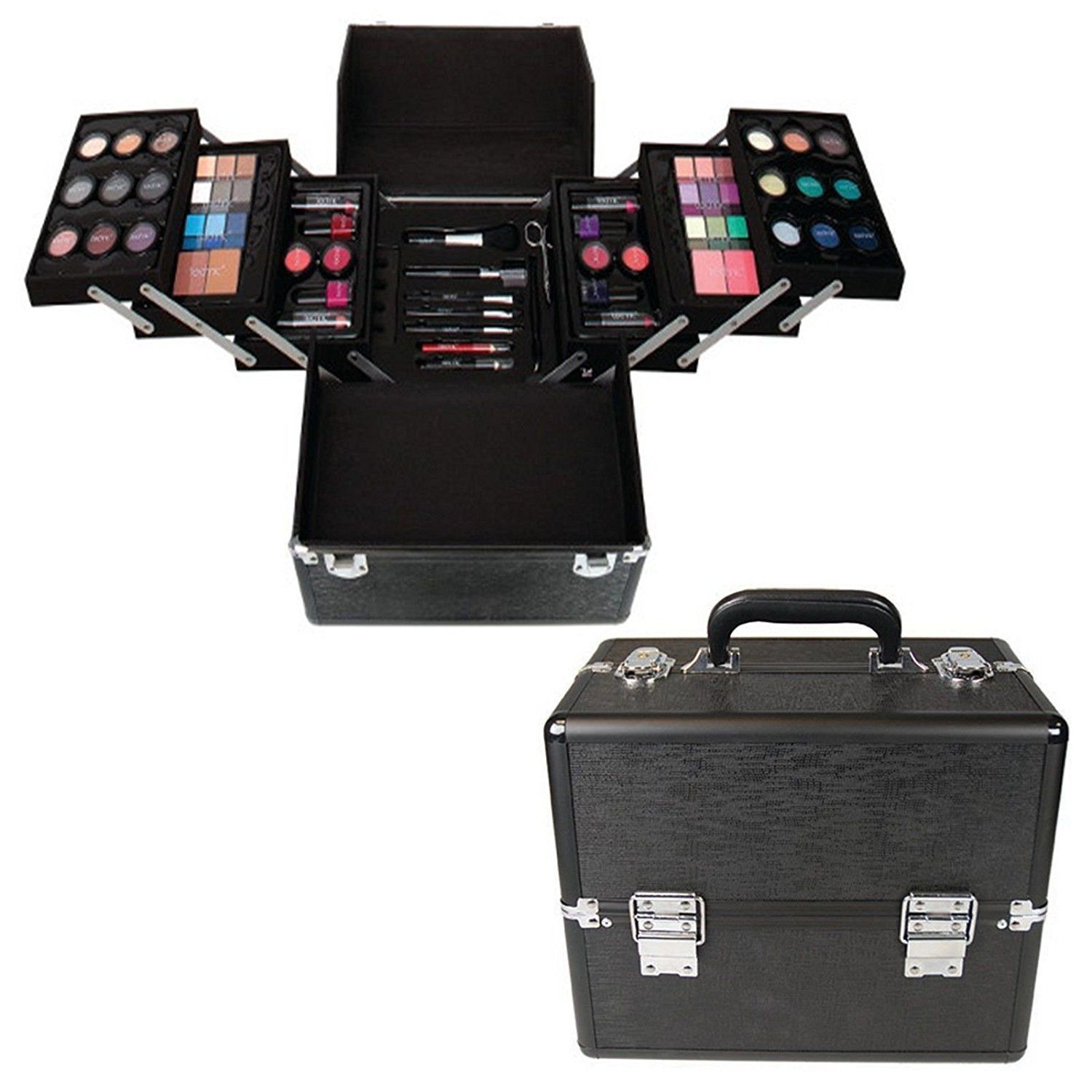 Technic Black Large Professional Beauty and Make Up Case