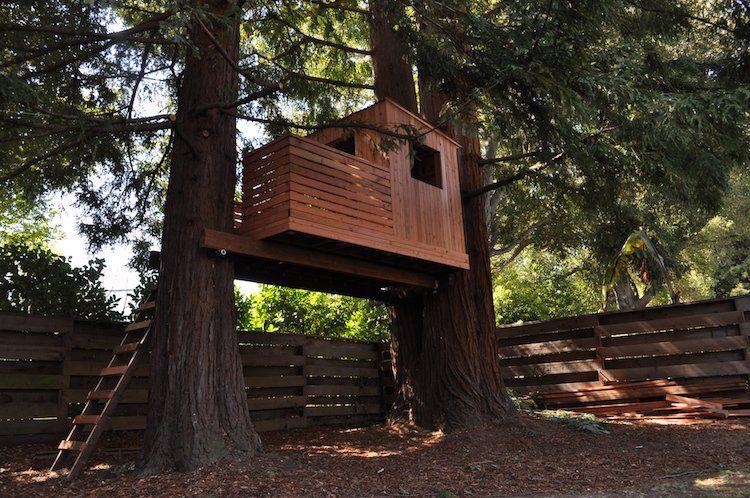 Baumhaus für Kinder: 100 Ideen, die Spaß und Abenteuer versprechen - Neueste Dekoration
