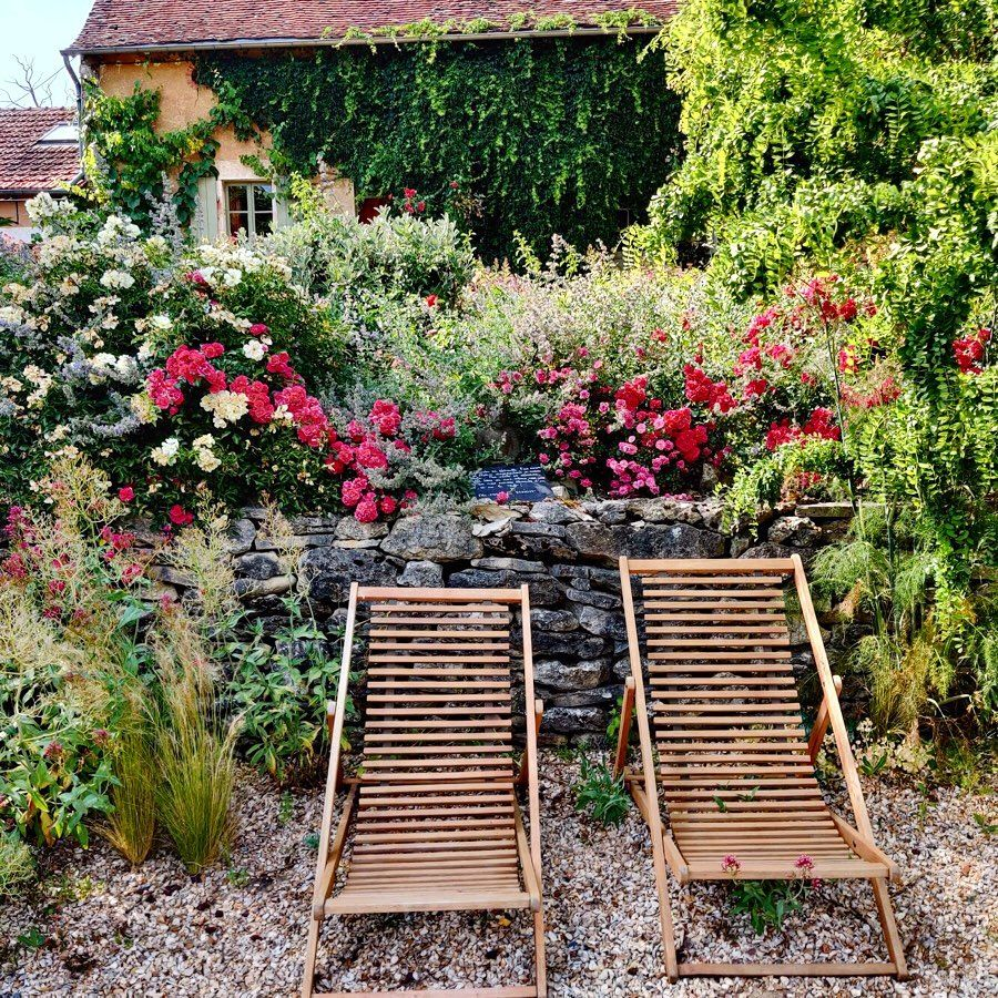 475 Mentions J Aime 4 Commentaires Le Jardin De Marie