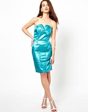 Image 4 ofLittle Mistress Pencil Dress. Agh