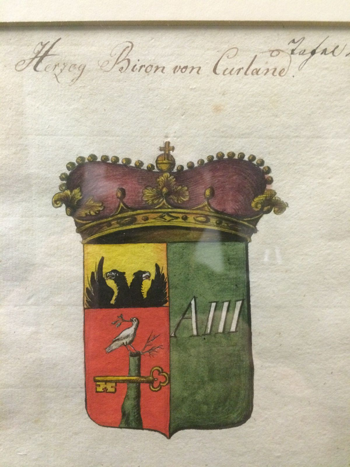 German Coat Arms
