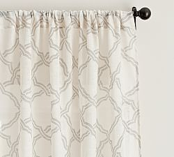 Draperies, Patterned Curtains U0026 Patterned Drapes | Pottery Barn