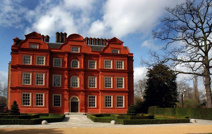 Kew Palace presents stories of  King George III and his family