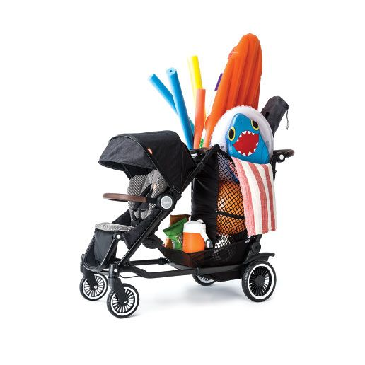 Austlen Baby Co. over 30 configurations, this might be the most amazing stroller I've ever seen.