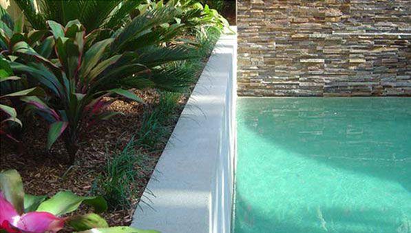 Poolside garden | pool plants | Pinterest | Pool plants, Landscape ...