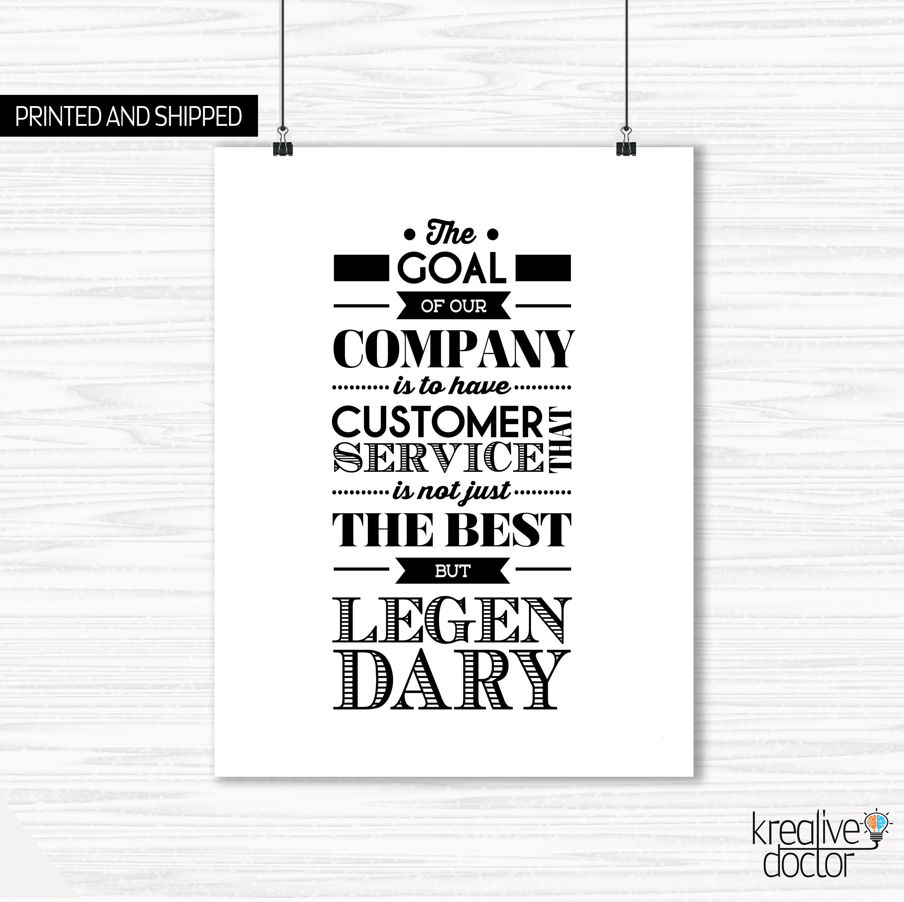 Customer Service Quote Office Wall Art Teamwork Quotes Leadership Quotes Company G Service Quotes Printable Motivational Quotes Customer Service Quotes