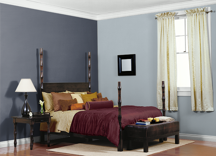This is the project i created on i used these for Denim bedroom ideas