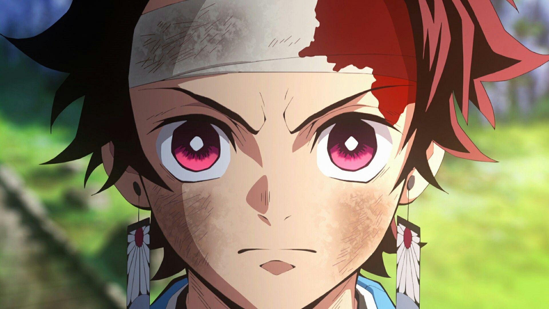 Tanjirou di 2020 Ilustrasi karakter, Karakter animasi, Hantu