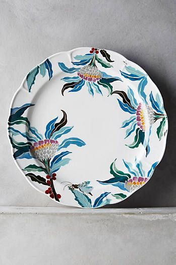 Paradise Found Dinnerware