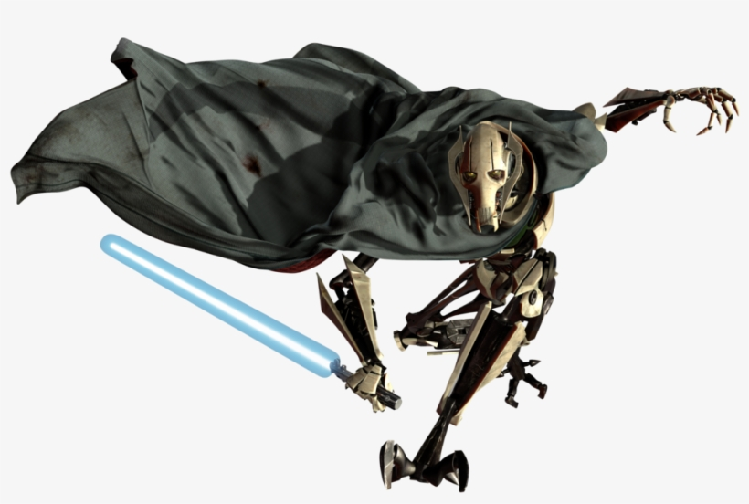 Related Wallpapers General Grievous No Background Transparent Png Star Wars Painting Star Wars Star Wars Humor