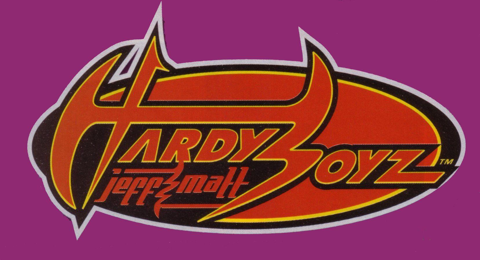 The Hardy Boyz Matt Jeff Logo 3 Wwe
