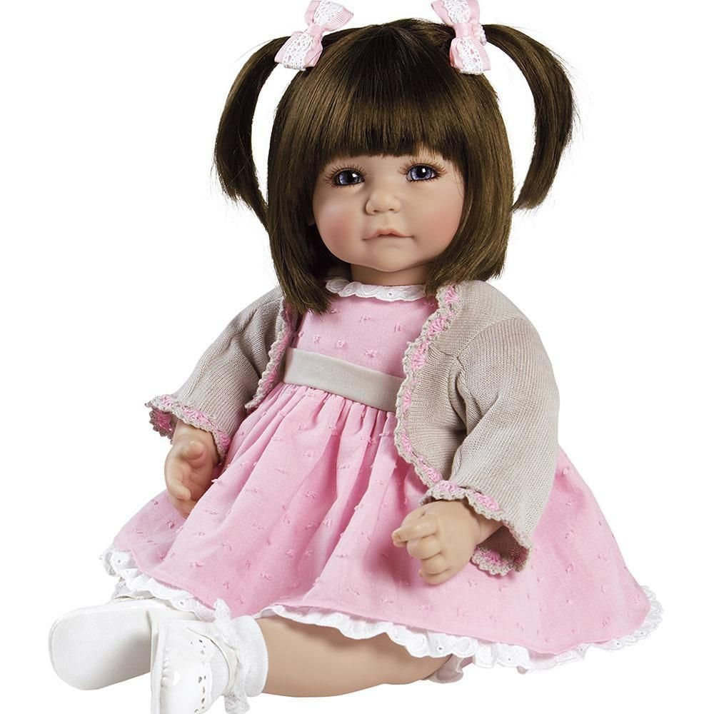 Boneca Adora Doll Sweet Cheeks Bebe Reborn Bonecos Menino